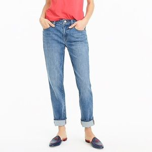 Petite Slim Boyfriend Jeans in Creston Wash
